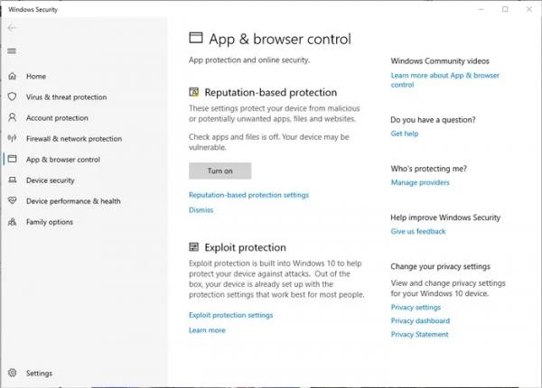 SmartScreen در ویندوز چیست و چگونه میتوان آن را غیرفعال کرد؟