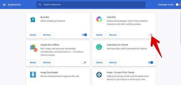 چگونه افزونه های گوگل کروم را به نوار ابزار اضافه کنیم؟