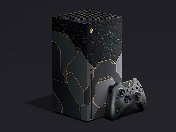 باندل ویژه Halo Infinite برای ایکس باکس سری ایکس