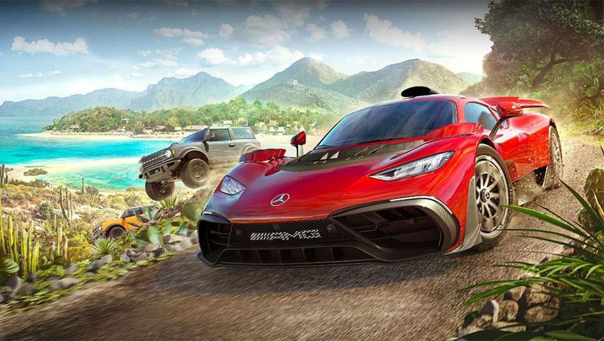تریلر گیم پلی Forza Horizon 5