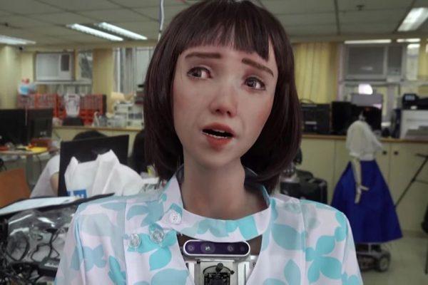 ربات پرستار