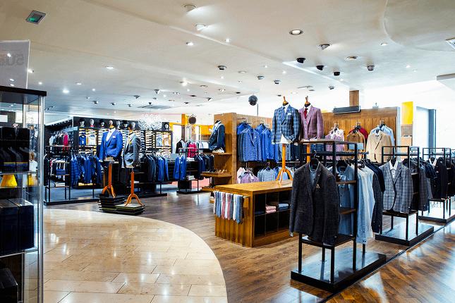راهنمای سنجاق برای کاهش هزینه ویترین و دکور مغازه