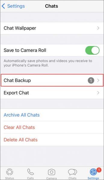 چگونه شماره تلفن خود را در واتساپ تغییر دهیم؟