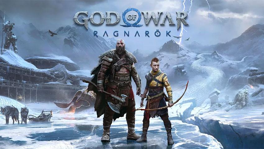 بازی God of War Ragnarok
