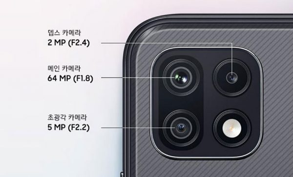 دوربین گلکسی واید 5