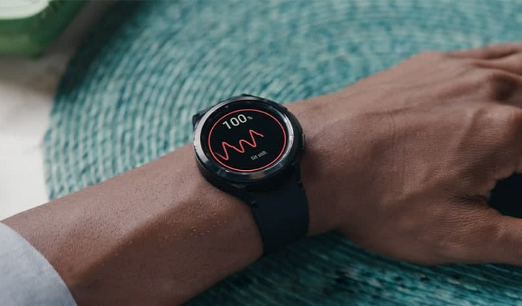 قابلیت کنترل فشار خون در ساعتهای گلکسی سامسونگ