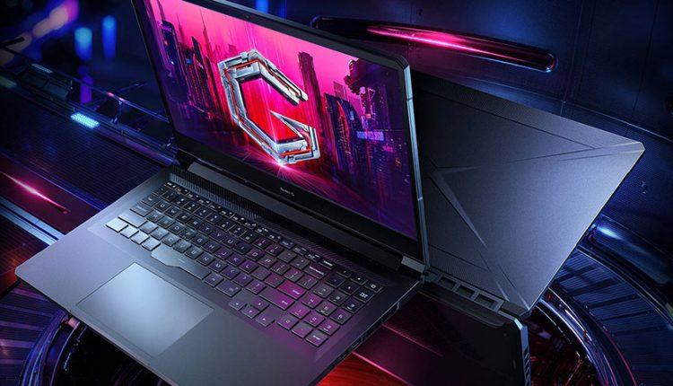 لپ تاپ گیمینگ ردمی جی 2021