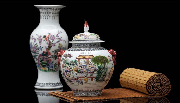 حقایقی جالب در مورد ظروف چینی