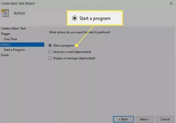 آموزش تنظیم تایمر برای خاموش شدن کامپیوتر در ویندوز 10