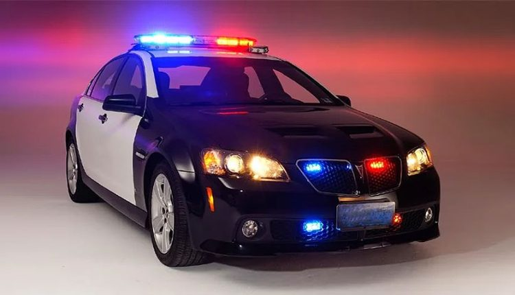 ماشین پلیس