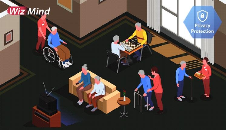 هوش مصنوعی در خدمت سالمندان